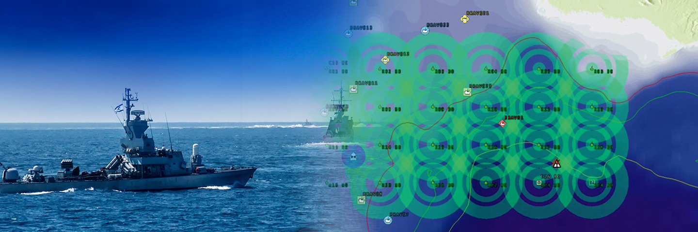 Underwater Synthetic Vision Applications