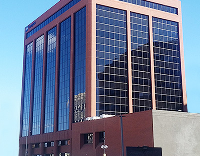 ENSCO Operating Office - Colorado Springs, Colorado - Rail Office