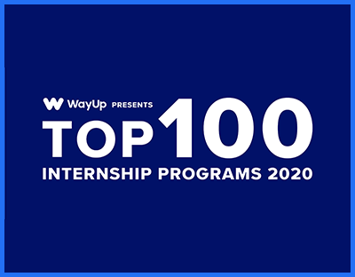 ENSCO Made WayUp's Top 100 Internship Program List