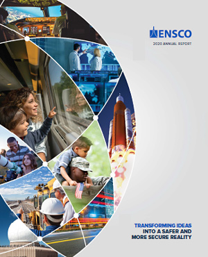 ENSCO - 2020 Annual Report