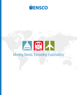 2011 ENSCO, Inc. Annual Report
