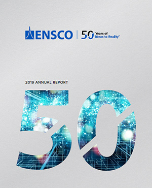 ENSCO 2019 Annual Report