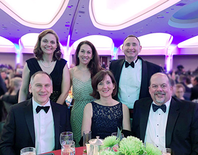 ENSCO at Gaddard Memorial Dinner 2019