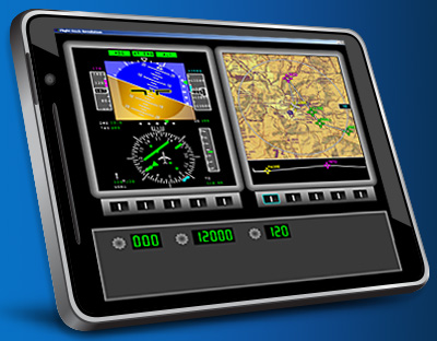 Multi-function Displays - Custom Developed HMI Embedded Display, ENSCO Avionics