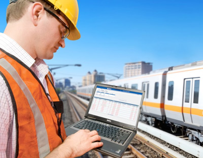 Digital Track Notebook (DTN) - Easy to Use Web-based Track Inspection Software Application