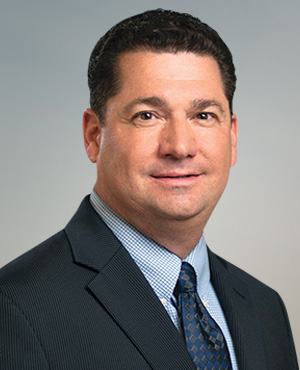 David Macaluso, VP, ENSCO