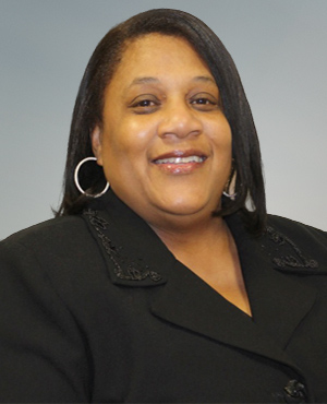 Denise Perry, Acting Division Manager, ENSCO
