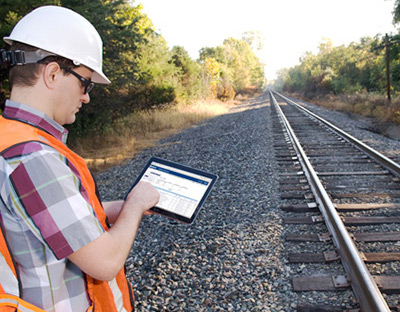 Digital Track Notebook (DTN) - Simple, Mobile, Web-Based Track Inspection Software Application