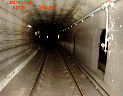 Driver View Imaging System (DVIS) - ENSCO Rail Track Inspection
