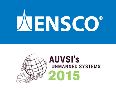 ENSCO Soars Into UAS Market at AUVSI 2015