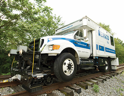 Automated Track Inspection Services | Portable Inspection
