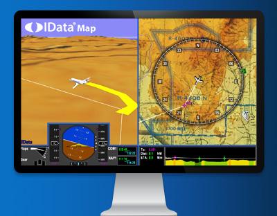 IData | Certifiable Cockpit Display Software | ARINC 661 Compliant