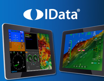 IData Tool Suite - HMI Software Display for Academic Program, ENSCO Avionics