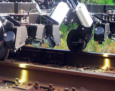 Track Imaging Systems | Machine Vision High-resolution Rail