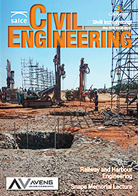 ENSCO Rail Civil Engineering Magazine