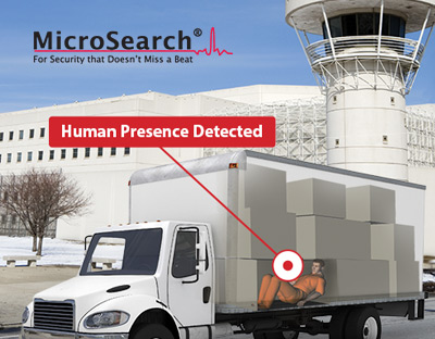 MicroSearch - Human Presence Heartbeat Detection System