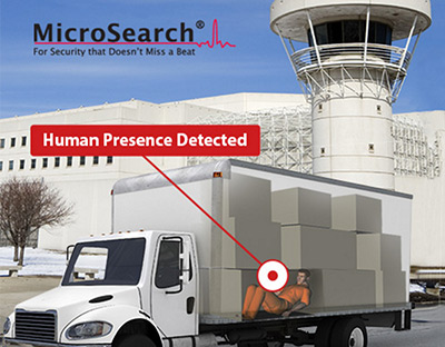 MicroSearch® is ideal for vehicle and container inspections at correctional facilities, border crossings, ferry ports, seaports and high-value facilities.