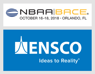 NBAA 2018 - Visit ENSCO Booth 624
