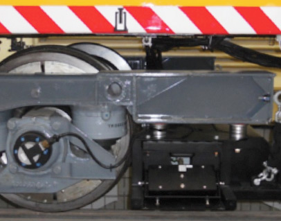 Rail Corrugation Measurement System (RCMS) - ENSCO Rail Inspection