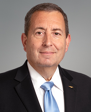 Robert Sanders, VP of ENSCO Avionics