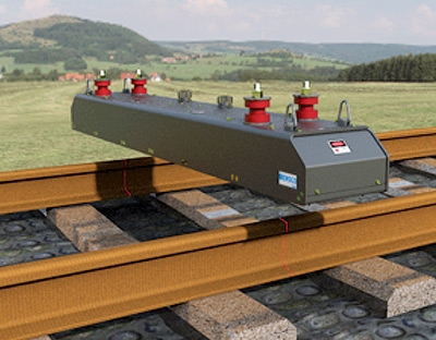 Track Geometry Measurement System, TGMS - ENSCO Rail Inspection