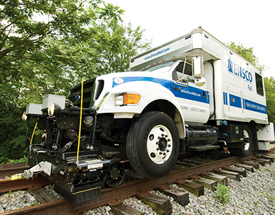 Track Inspection Hi-rail Vehicles