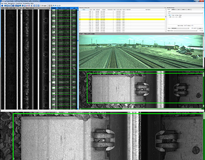 Virtual Track Walk - ENSCO Rail Track Data Management Software
