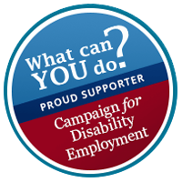 Campaign for Disability Employment Supporter