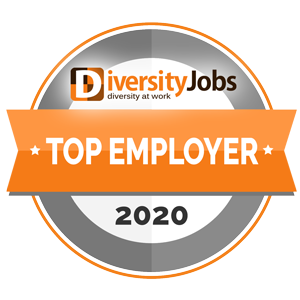 2020 Top Employer by Diversity Jobs