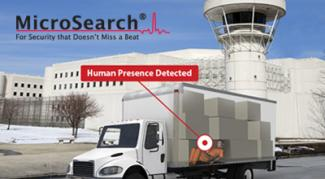 MicroSearch® – Human Presence & Intrusion Detection