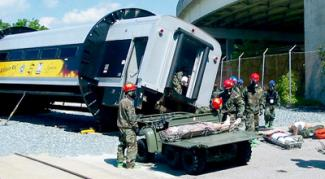 Rail Emergency Evacuation Simulator